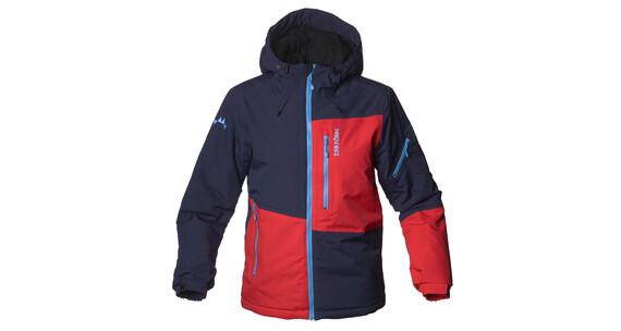 Isbjörn Juniors Offpist Ski Jacket Firecracker